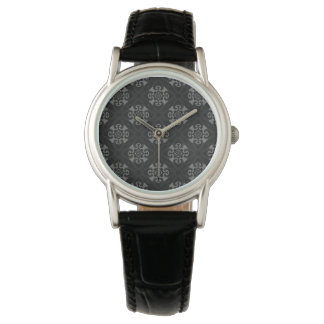 Your Black Heart Tribal Watch