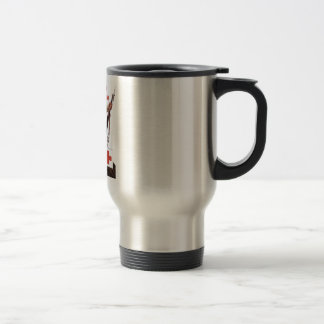 Your Blood Can Save Him -- Red Cross Coffee Mugs