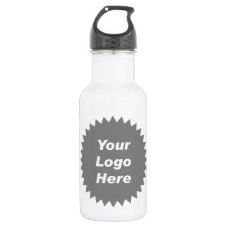 Your business logo here promo 532 ml water bottle