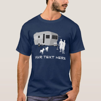 YOUR CAPTION: Trailer Park T-shirt! T-Shirt