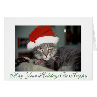 Your Christmas Card From Ernie