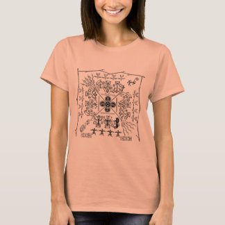Your color with Petroglyphs T-Shirt