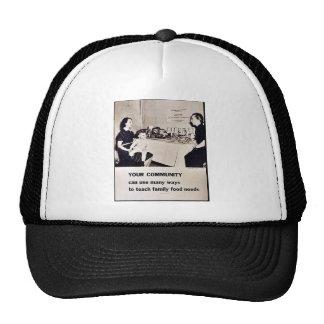 Your Community Mesh Hat