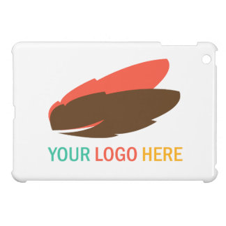 Your company logo marketing promotional iPad mini cover