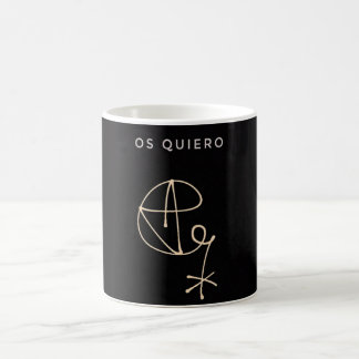 Your cup with the signature of Alfred OT2017