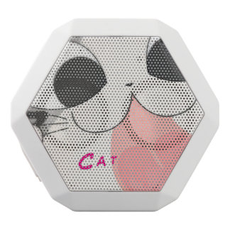 Your Custom Boombot REX, White White Bluetooth Speaker