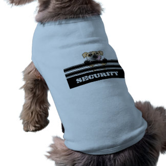 Your Custom Doggie Ribbed Tank Top Sleeveless Dog Shirt