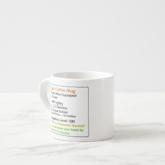 Your Custom Espresso Mug White