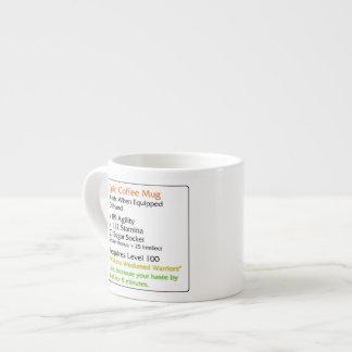 Your Custom Espresso Mug White