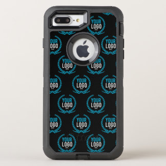 Your Custom Logo | Image All Over Patterned OtterBox Defender iPhone 8 Plus/7 Plus Case