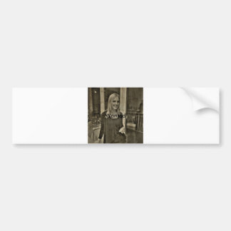 Your custom photo bumper sticker