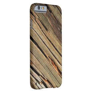 Your Custom Rustic Wood iPhone 6/6s Case