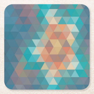 Your Custom Square Coasters - pattern design