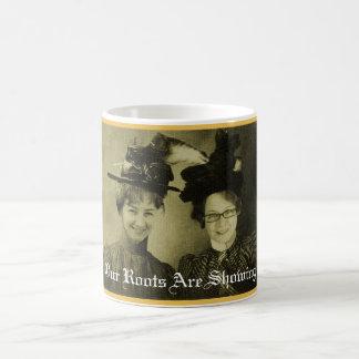 Your Customized Rooted Genealogy Mug