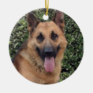 """Your Dog's Face"" Ornament"