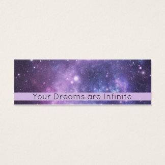 Your Dreams Are Infinite Acts of Kindness Card