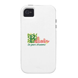 Your Dreams Case-Mate iPhone 4 Cases