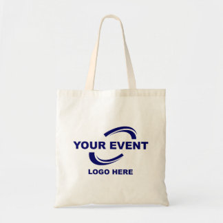 Your Event Logo Tote Bag