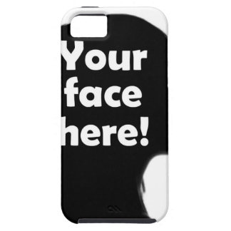 your-face-here-copy case for the iPhone 5