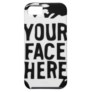 your-face-here iPhone 5 cover