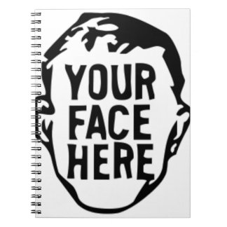 your-face-here notebook