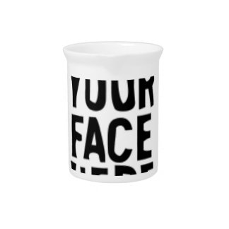your-face-here pitcher