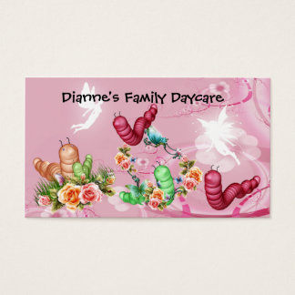 Your Family Daycare Business Card