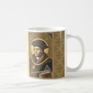 Your Favourite St. Thomas More Quote Coffee Mug