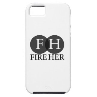 Your Fire Her Accountability iPhone Case iPhone 5 Covers