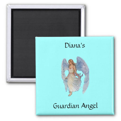Your Guardian Angel Magnets