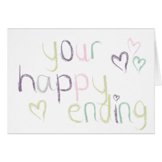 Your Happy Ending Card
