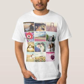 your image here custom photo T-Shirt