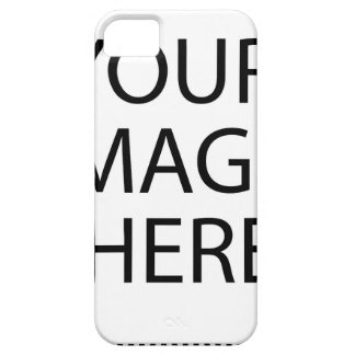 YOUR IMAGE HERE CUSTOMIZABLE iPhone 5 COVER