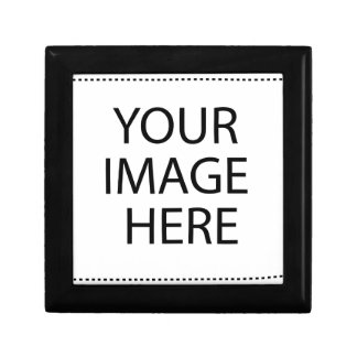 YOUR IMAGE HERE CUSTOMIZABLE SMALL SQUARE GIFT BOX