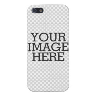 Your Image Here One Easy Step to Your Creation Covers For iPhone 5