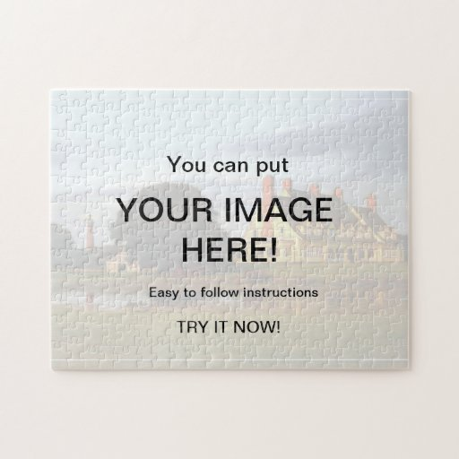 Your Image Here Puzzles