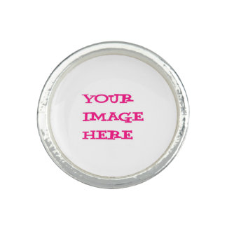 Your Image Here Ring