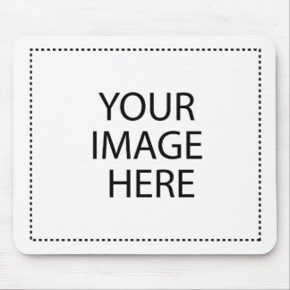Your Image Here Templates Mouse Pad