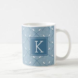 Your Initial | Cute Teeth Coffee Mug