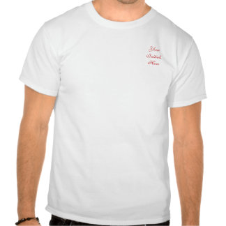 Your Initials Here T Shirts