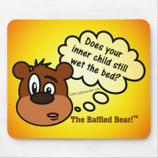 Your inner child has serious psychological issues mouse pad