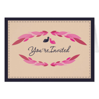 Your Invited Card