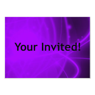 Your Invited! Greeting Card 13 Cm X 18 Cm Invitation Card