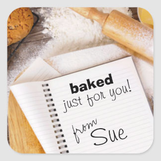 Your Kitchen Creations (custom baking sticker)