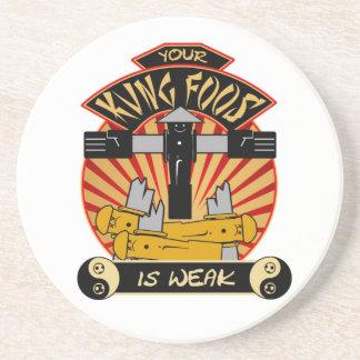 Your Kung Foos is Weak Coaster