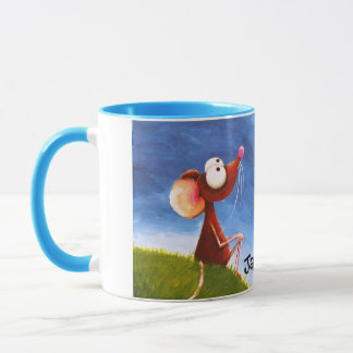 Your little one's name on this mug