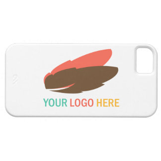 Your logo here business promotional marketing case for the iPhone 5