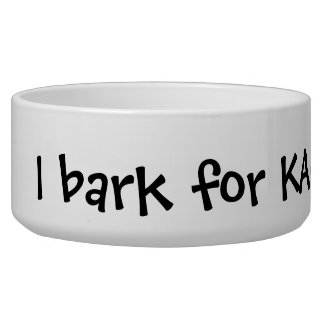 Your logo here pet business promotional marketing dog bowl