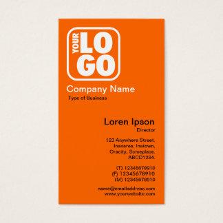 Your Logo - Orange
