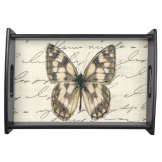 Your Love Gives Me Wings Tray Service Tray